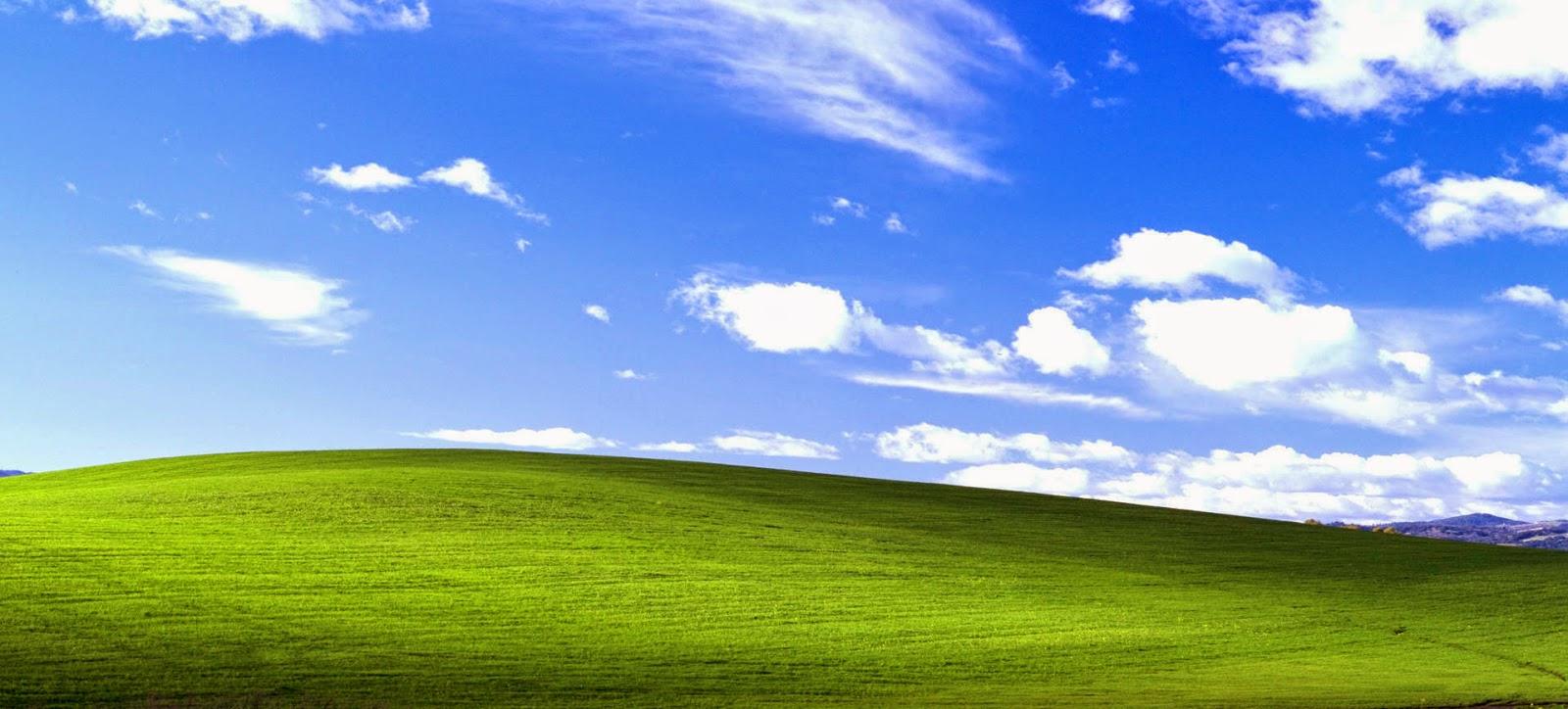 bliss theme on XP