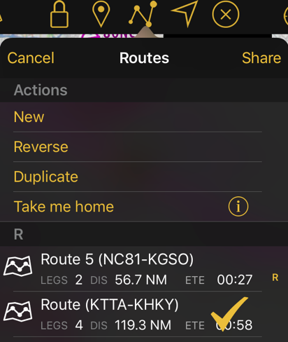 9 Features of Air Navigation Pro iOS You Should Know ~ Air