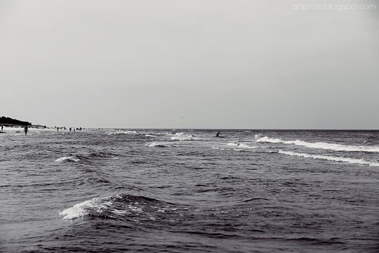 morze bałtyckie,baltic sea, fotografia czarno biała, black and white, minimalizm, fotografia minimalistyczna