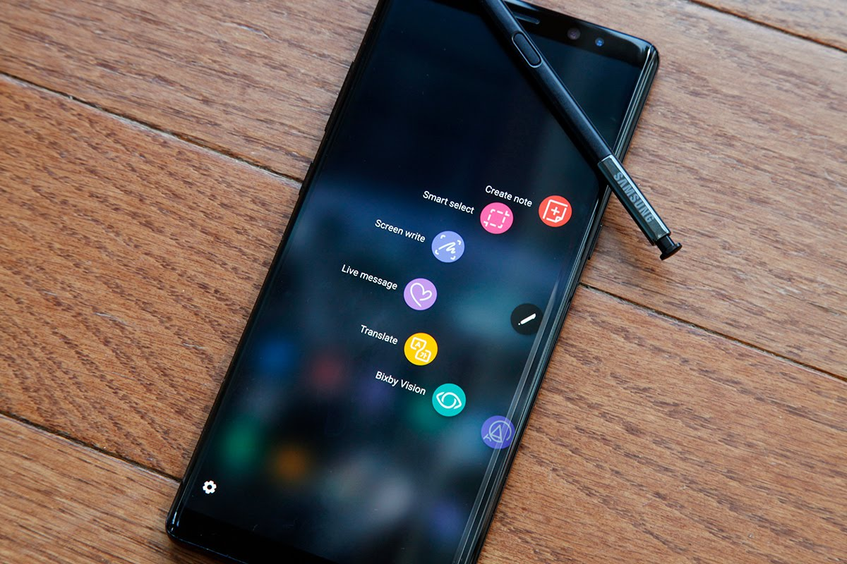 Samsung Galaxy Note 9 will get Android pie on January 15