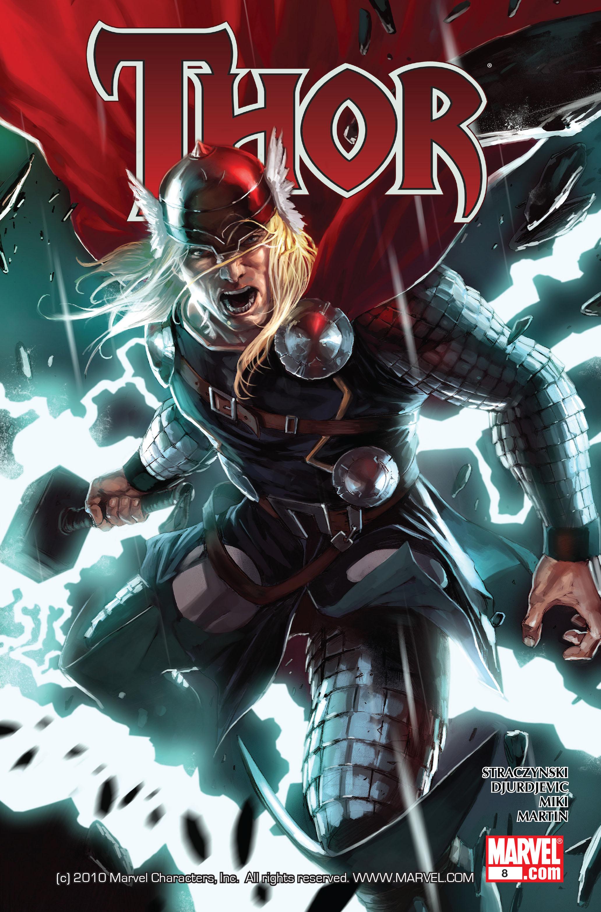 Thor (2007) Issue #8 #8 - English 1