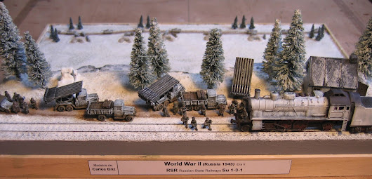 WW2 - Russia 1943 and Germany 1945 - by Carlos Briz