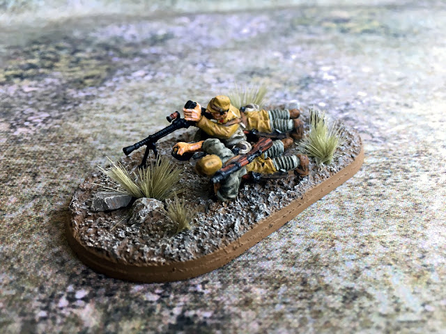 Warlord Games Imperial Japanese Army Light Machine Gun