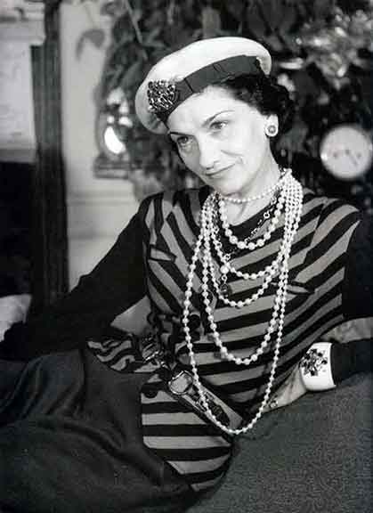 dc6aba52b42 C est Jolie!  Icon  Mademoiselle Coco Chanel