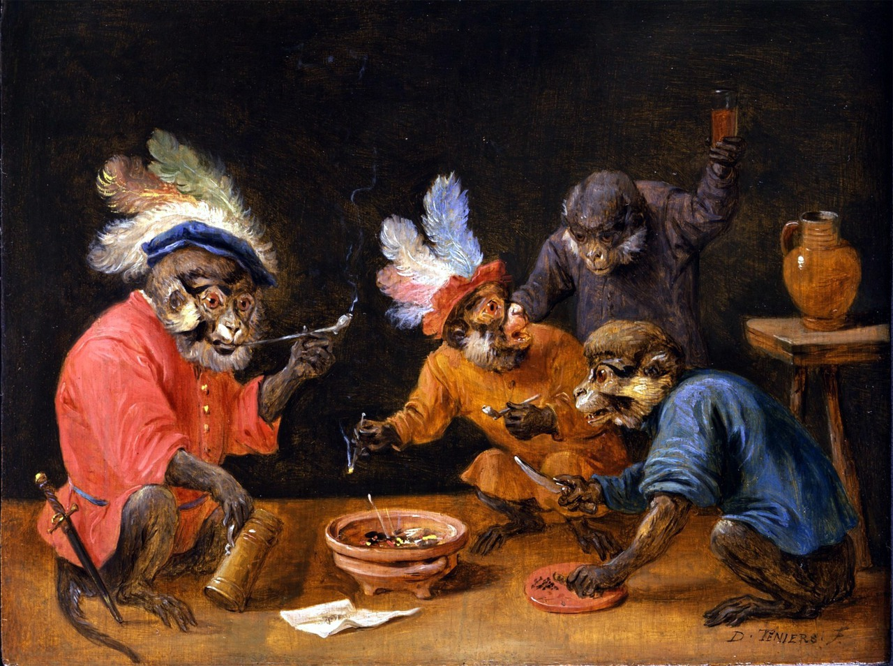 Res Obscura: Why Are There So Many 17th Century Paintings ...