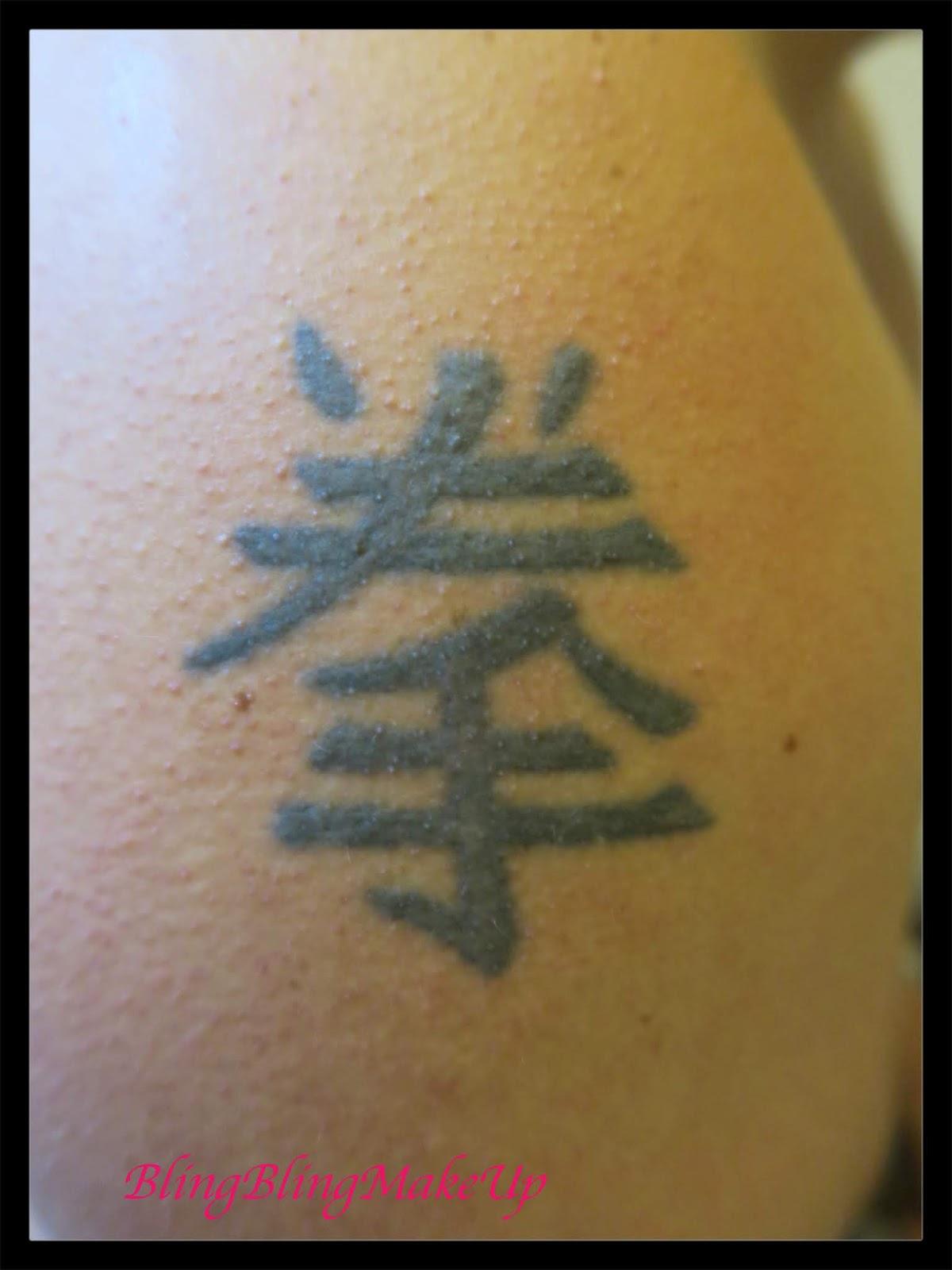 Bling Bling Makeup Usuwanie Tatuaży Ii