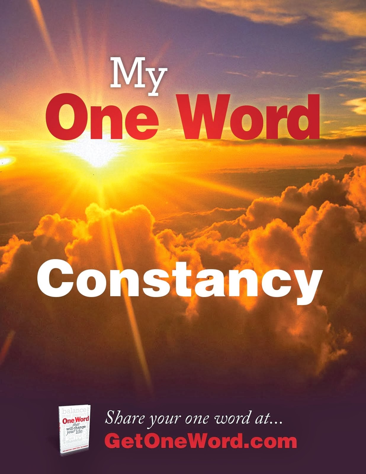 my one word 2014