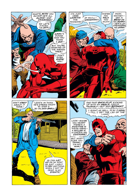 Daredevil (1964) 33 Page 19