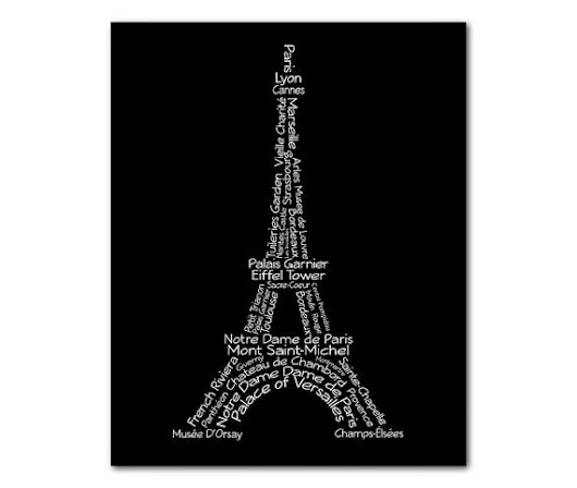 The Eiffel Tower Turns 126!
