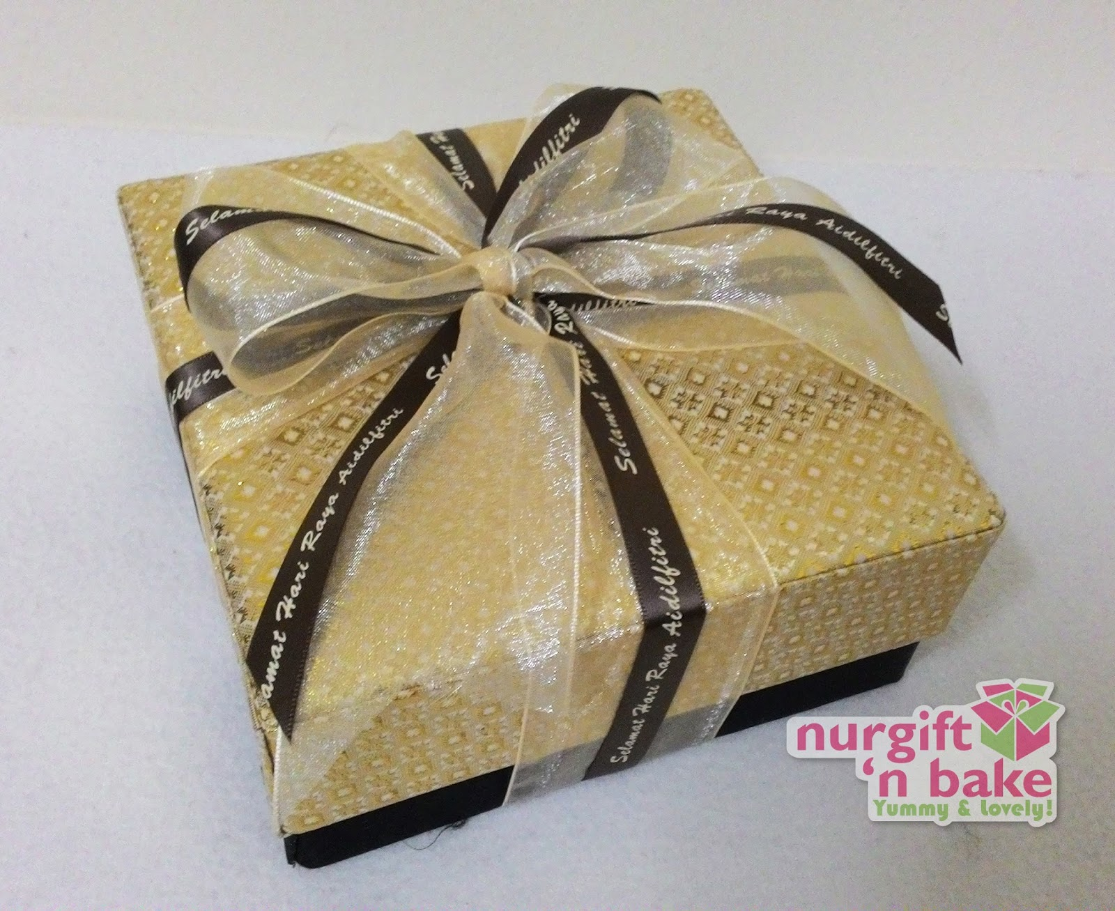 Hamper ramadhan hari raya cupcake doorgift wedding