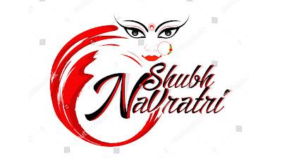 Shubh Navratri HD Wallpaper