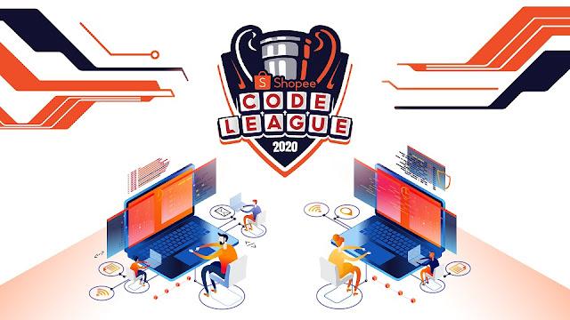 Shopee Code League 2020 | Benteuno.com