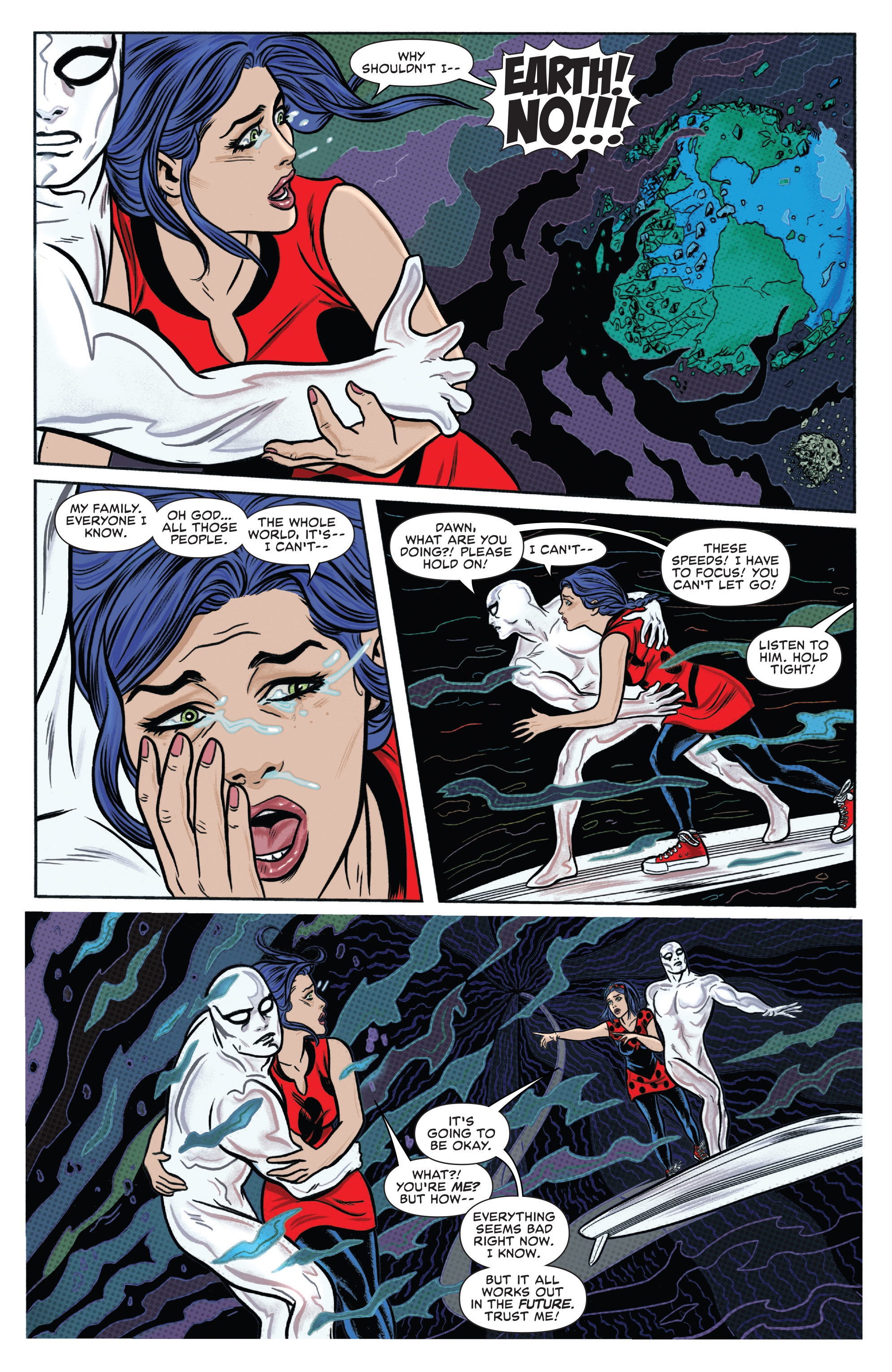Read online Silver Surfer (2014) comic -  Issue #13 - 12