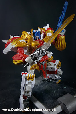 Transformers Takara LG-41 Leo Prime
