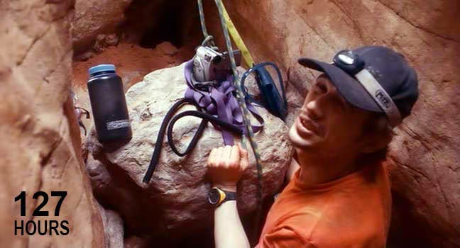 Joys Of A Wife And Mom: Now Watching: 127 Hours