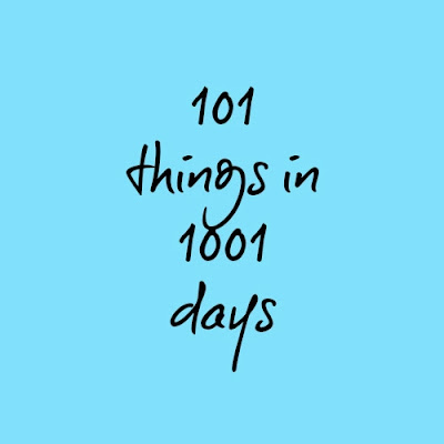 101 Things in 1001 Days -- the living emoji