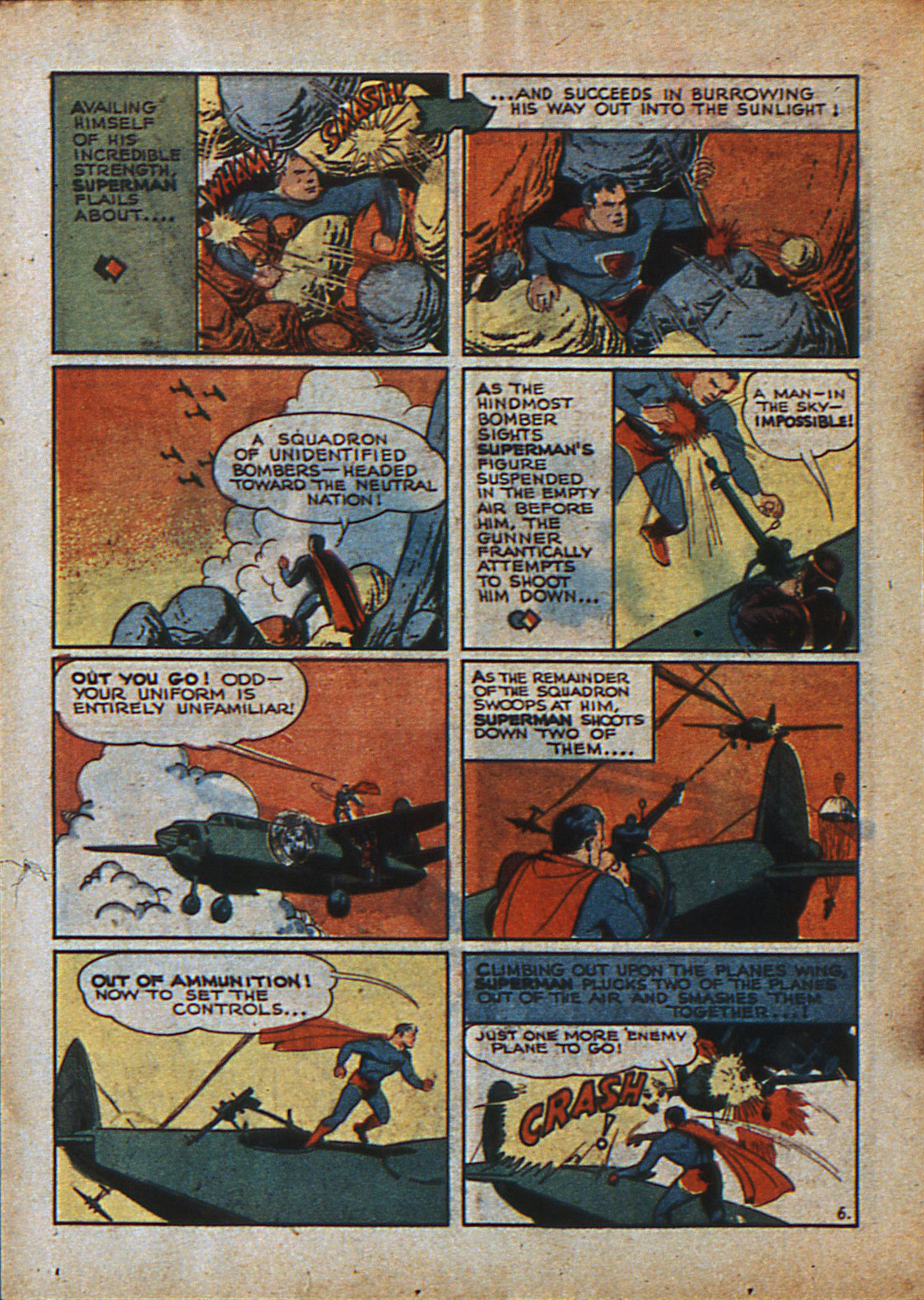Read online Action Comics (1938) comic -  Issue #23 - 9