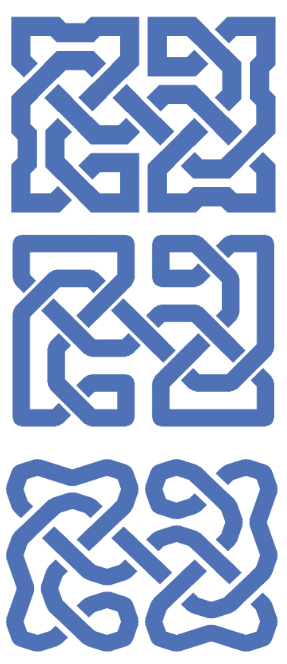 Mathrecreation Algorithms For Drawing Celtic Knots