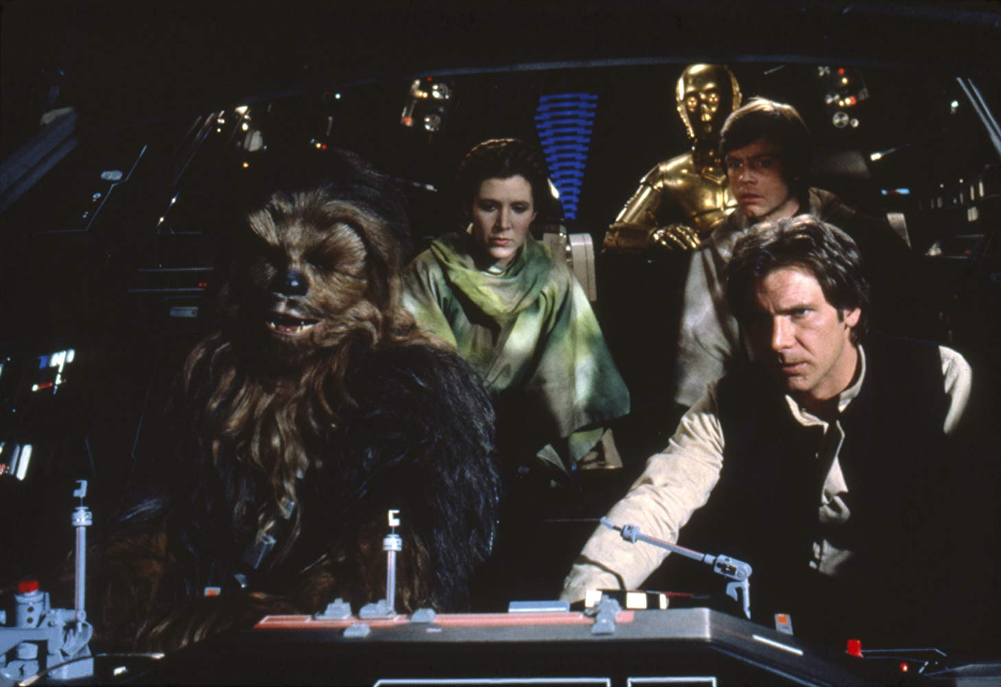 Chiến Tranh Giữa Các Vì Sao 6: Sự Trở Lại Của Jedi - Ảnh 1