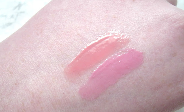 nyx butter gloss eclair creme brulee