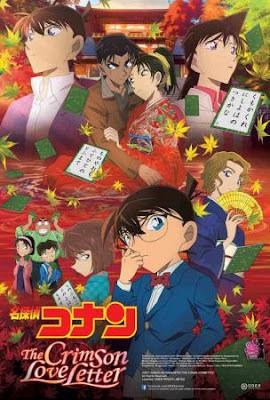 Download Film Detective Conan: Crimson Love Letter (2017) Bluray Full Movie