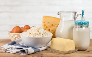 ¿Los lacteos son buenos para la acidez?