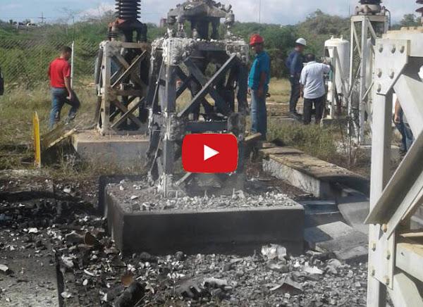Falta de Mantenimiento en Punta Iguana produce cortes eléctricos en el Zulia
