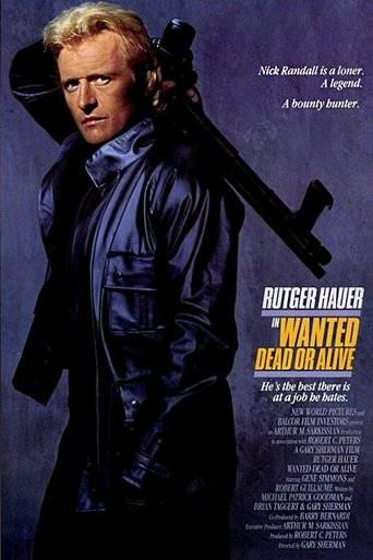 Wanted Dead Or Alive (1987) ταινιες online seires oipeirates greek subs