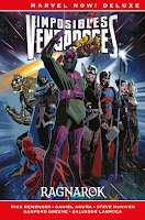 MARVEL NOW! DELUXE. IMPOSIBLES VENGADORES 2
