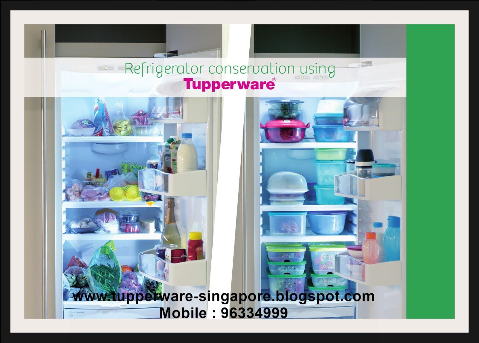 Buy Tupperware in Singapore: April 2016