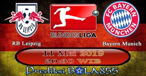Prediksi Bola855 RB Leipzig vs Bayern Munich 11 Mei 2019