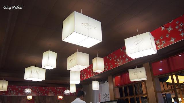 Raku Sushi, Kuliner Jepang dan Medan #05