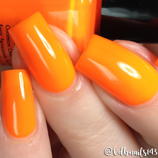 KBShimmer-Please Don't Glow Girl