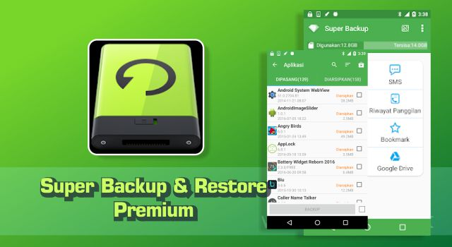 Download Super Backup & Restore Premium Apk