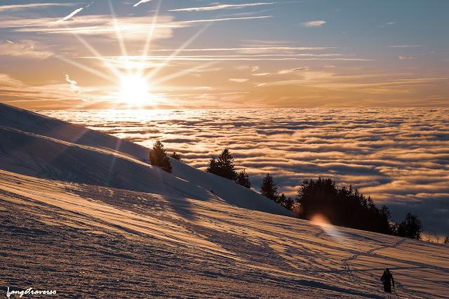 Semnoz, Haute Savoie, Haute-Savoie, Rhone-Alpes, massif des Bauges, ski, alpes, mont-blanc
