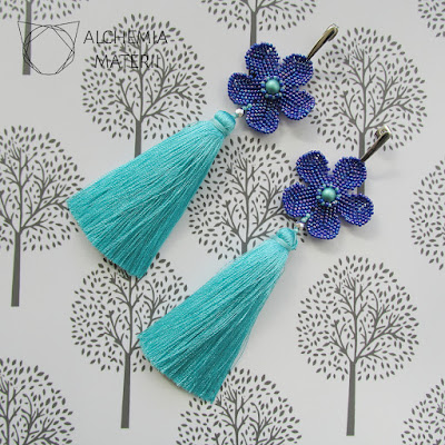 """Earrings """"Flora"""""""
