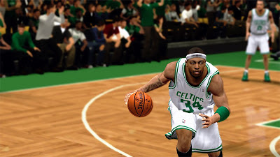 NBA 2K13 Paul Pierce Cyberface Headband Update