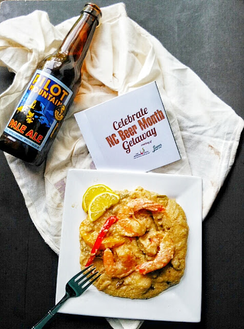 Beer Shrimp And Grits