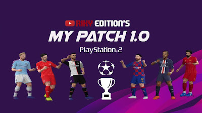 eFootball PES 2020 Riki Editions English Version Season 2019/2020