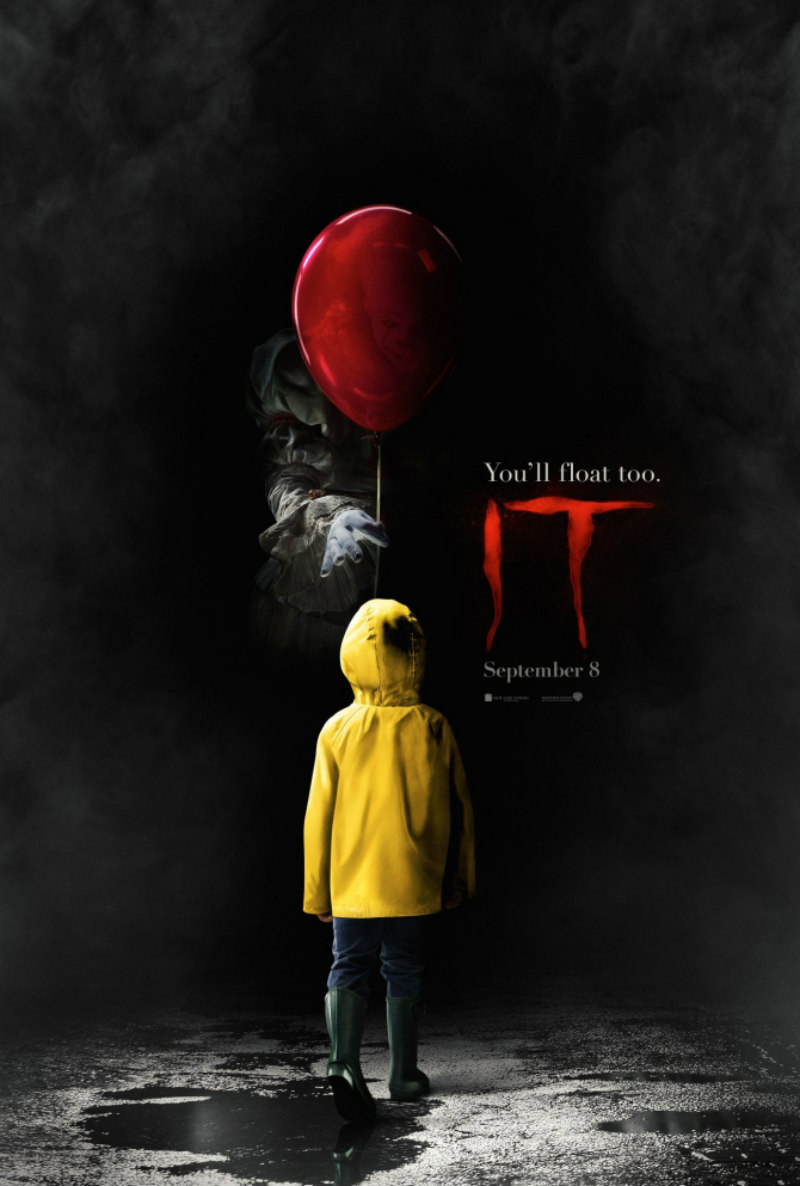 it movie 2017 poster