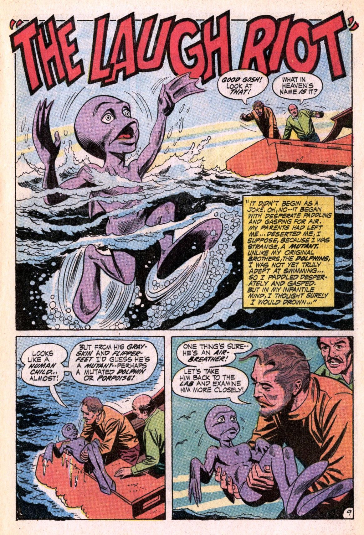 Read online World's Finest Comics comic -  Issue #203 - 13