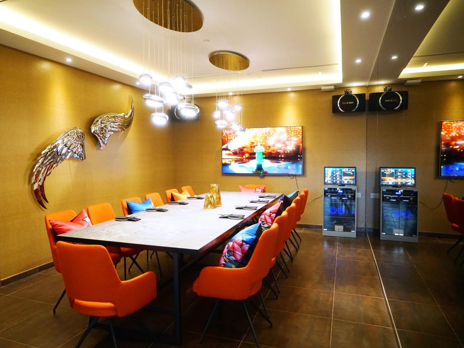 PinkyPiggu Blue Lotus Chinese Grill House  Tanjong Pagar