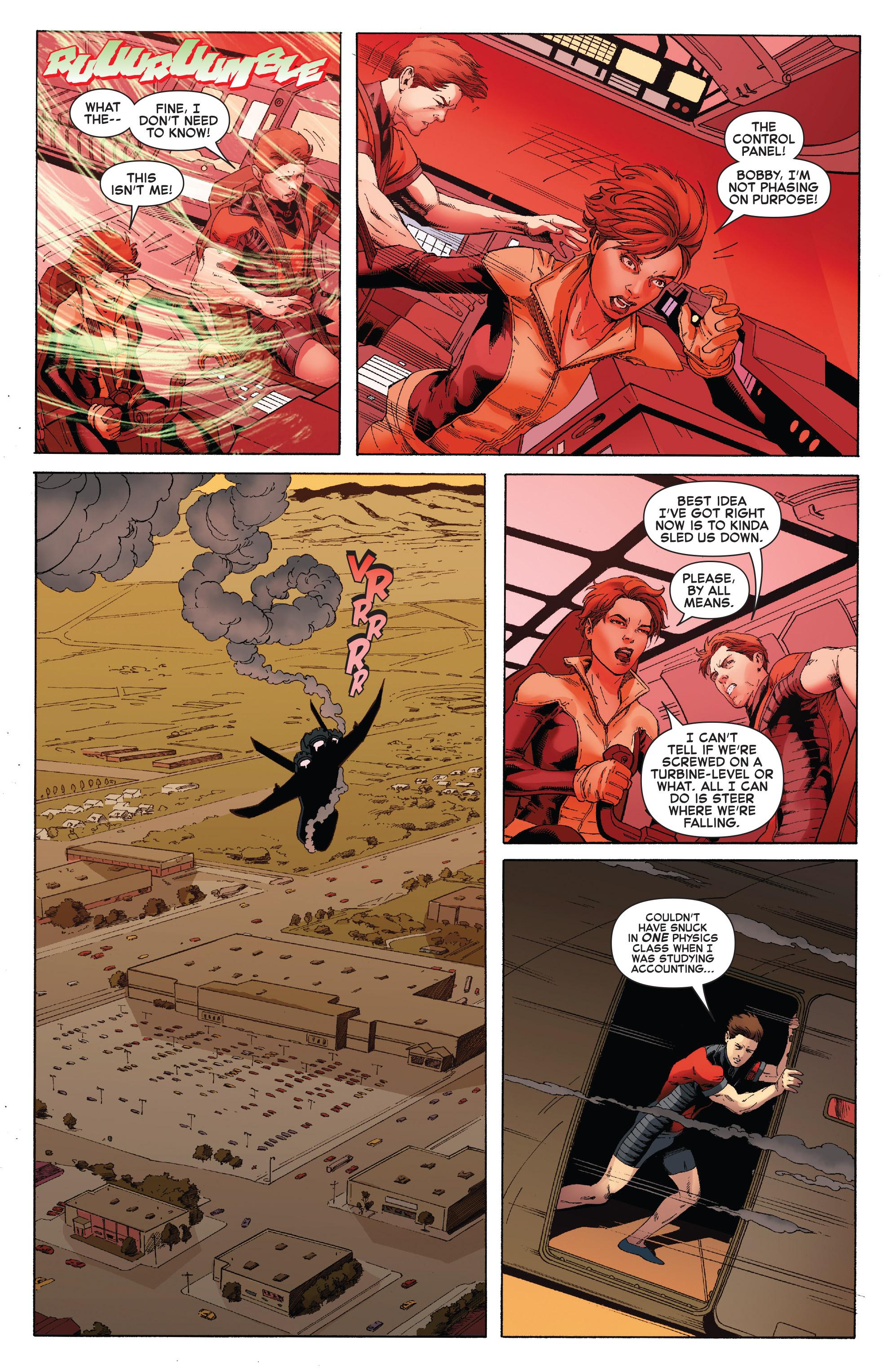 Read online Iceman (2017) comic -  Issue #2 - 6