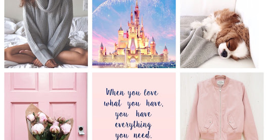 Louisa Phoebe: Things I Love This Week: Disney, Dreaming & Dogs.