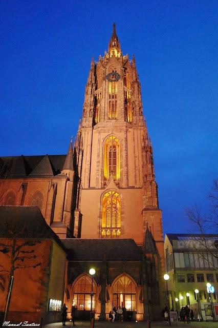 Francoforte, Cattedrale di San Bartolomeo
