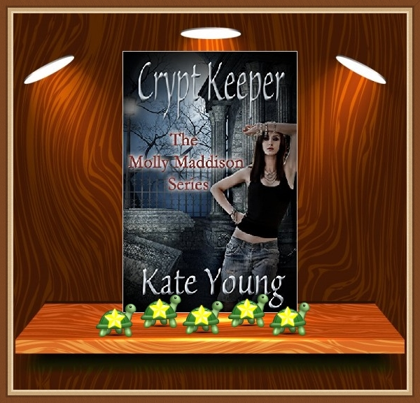 Crypt Keeper - Molly Madison Series (Book 1) by Kate Young