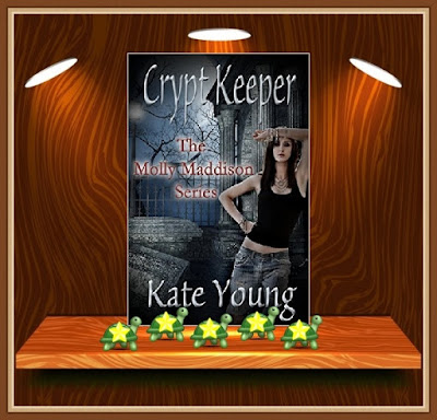 Crypt Keeper - The Molly Maddison Series (Book 1) by Kate Young