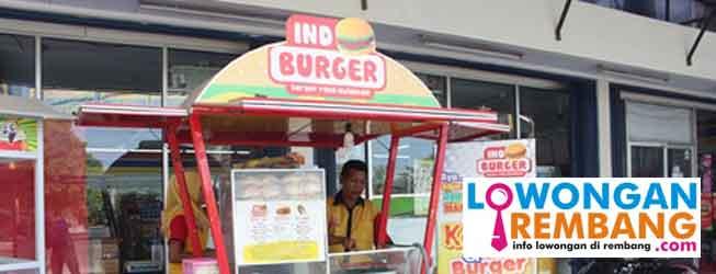 lowongan indoburger rembang