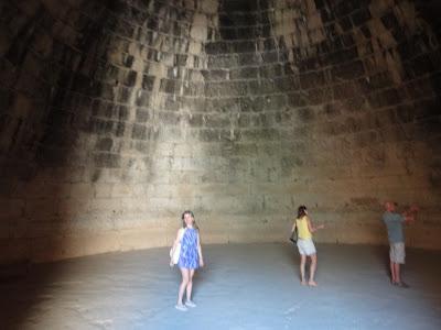 Tumulo de Agamenon