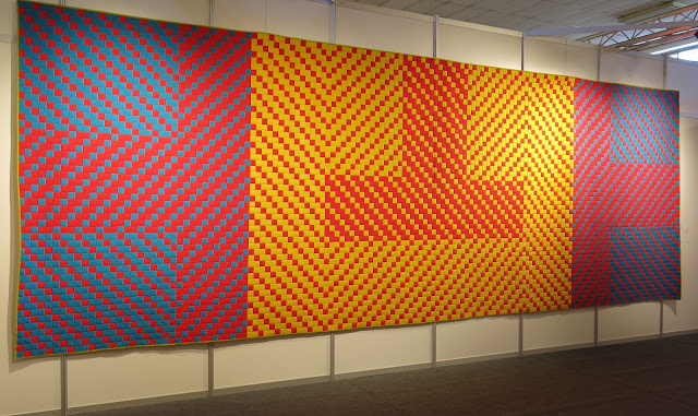 Quilt from Erick Wolfmeyer collection - EPM 2018